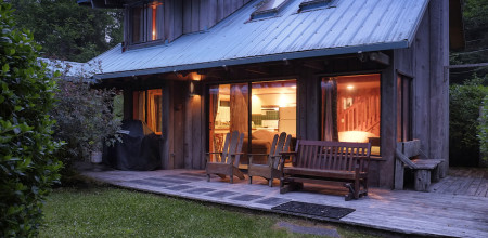 The Bunkhouse at Ch-ahayis Resort in Tofino