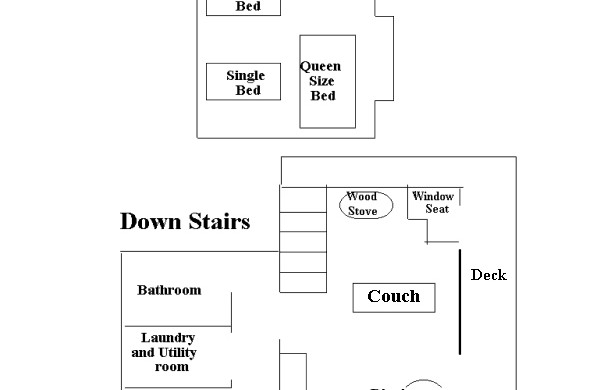 Chahayis cottage floor plan